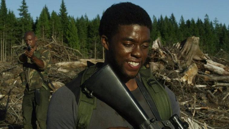 Chadwick Boseman in The Kill Hole