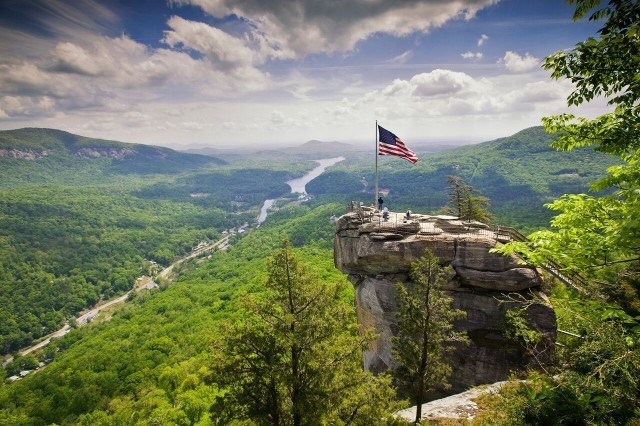 Chimney Rock, Greenville SC