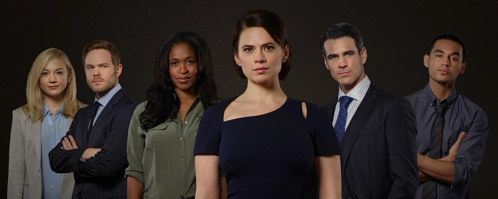 Conviction, Hayley Atwell