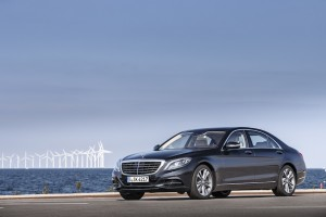 Particulate Filters for Mercedes Diesels Coming to Gas Vehicles
