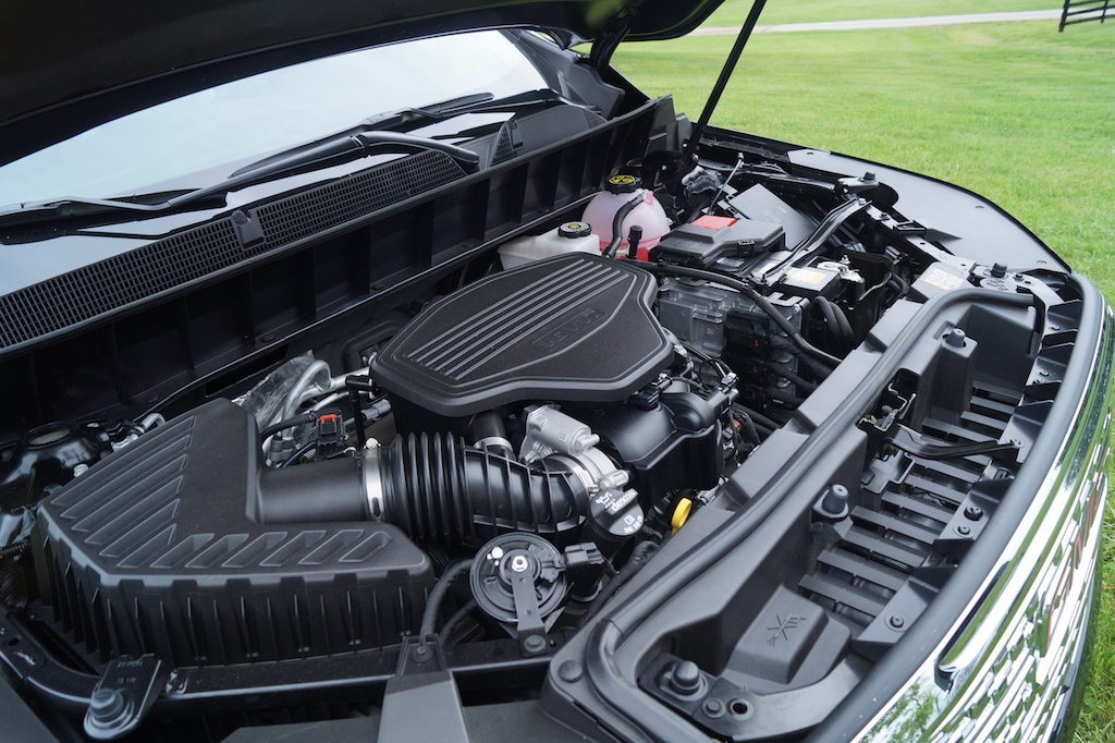 GMC Acadia Denali 3.6-liter V6