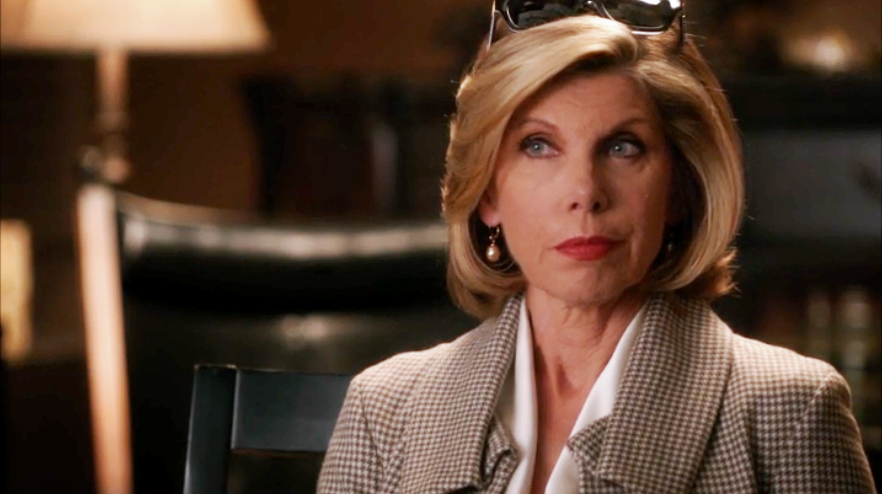 diane lockhart The Good Wife