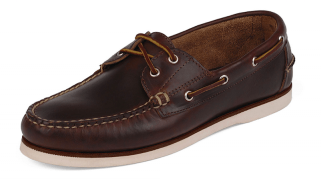 Eastland boat shoe