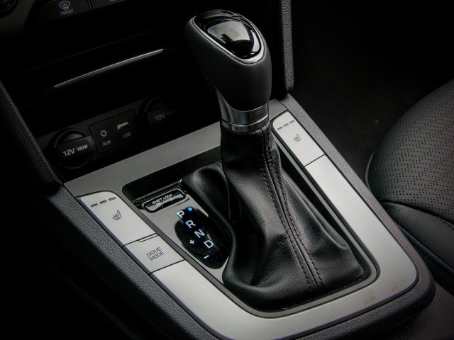 Shifter and controls