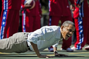 Obama Care: Are You as Healthy as President Obama?