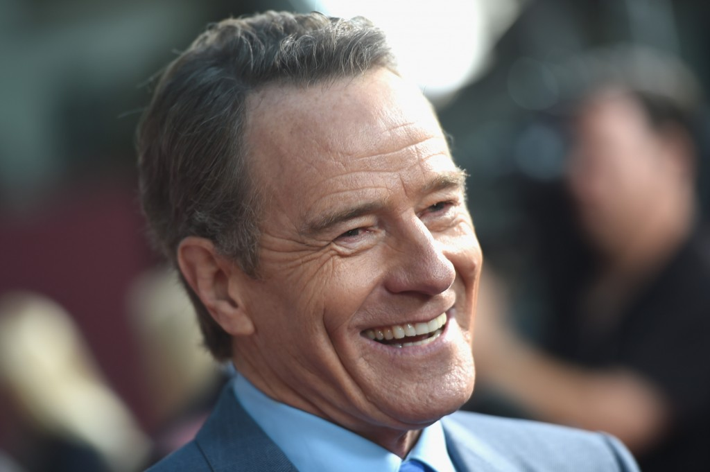 Bryan Cranston | Kevin Winter/Getty Images