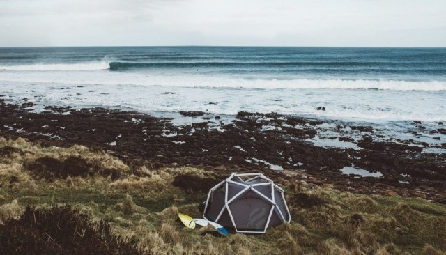 Heimplanet Cave camping gear