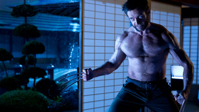 Hugh Jackman in The Wolverine