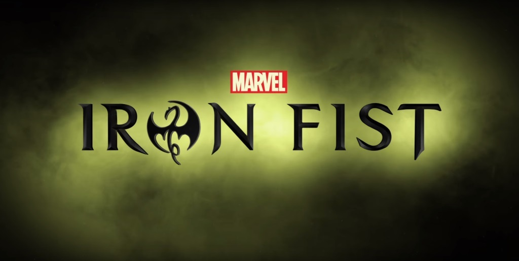 Marvel's Iron Fist logo