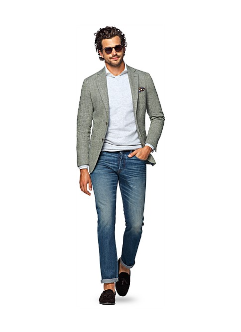SuitSupply spring blazers