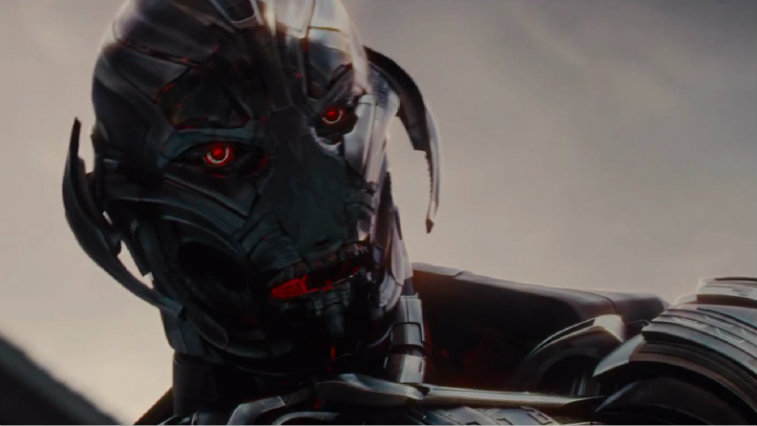 James Spader in Avengers Age of Ultron