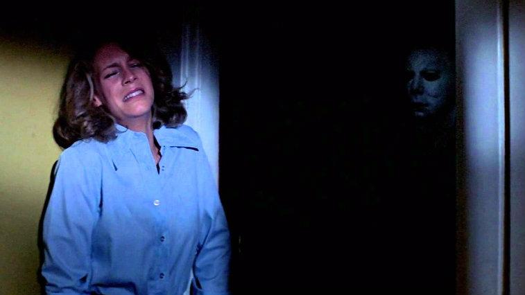 jamie lee curtis in halloween - Halloween Movie History