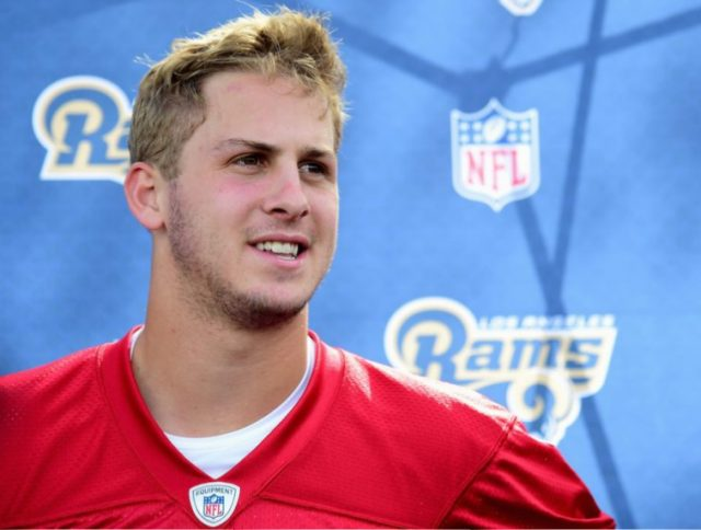 d1c216952d5 Who is Jared Goff s Celebrity Crush and Does He Have a Girlfriend