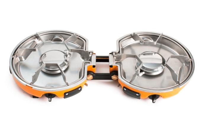 Jetboil Genesis Stove - camping gear