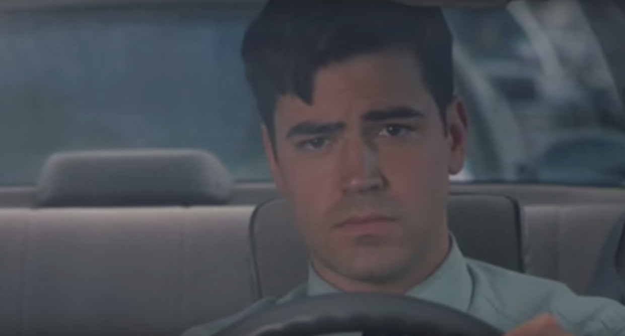 Ron Livingston in Office Space