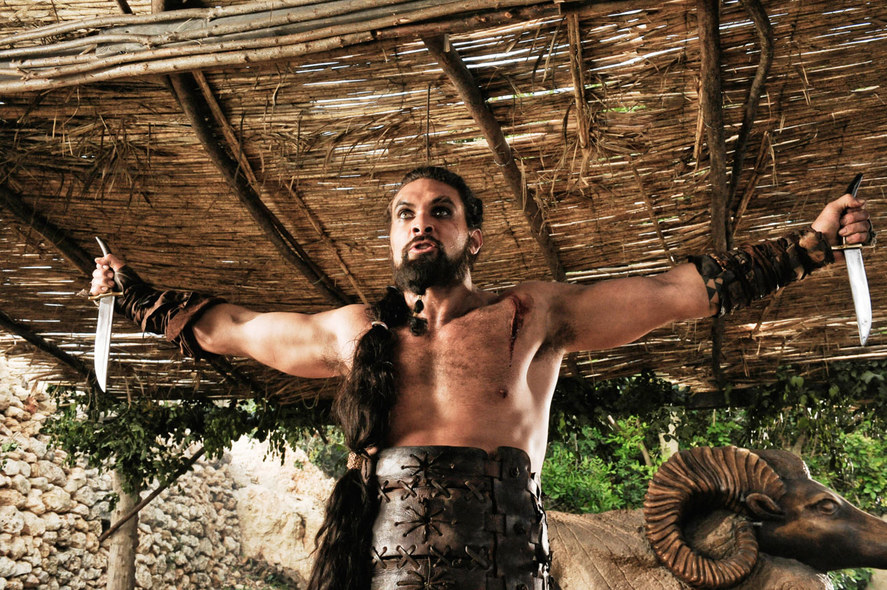 Khal Drogo - Game of Thrones
