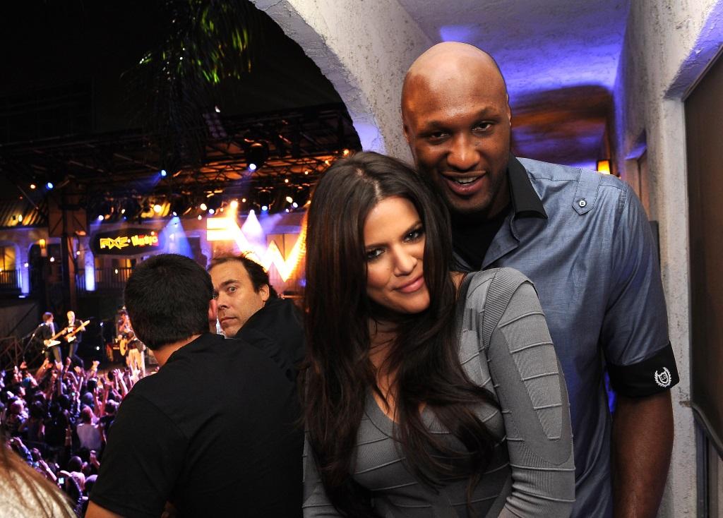 Khloé Kardashian and Lamar Odom, Khloé & Lamar