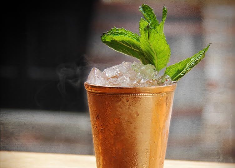 Mint julep | Source: Knob Creek