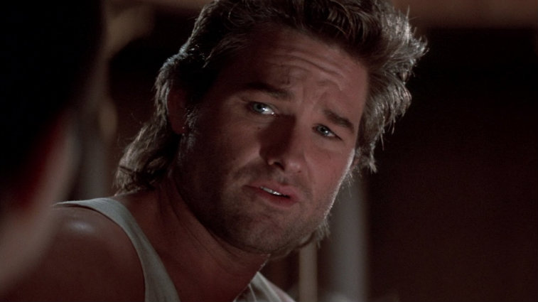 Kurt Russell in Big Trouble in Little China