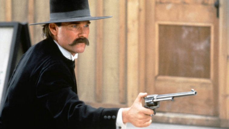 Kurt Russell in Tombstone