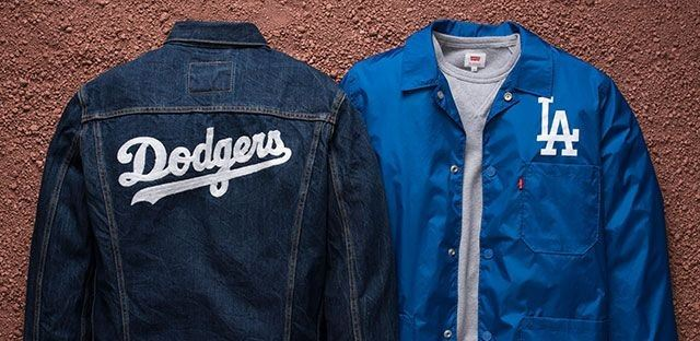Levi's MLB collection