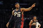 NBA History: LeBron Takes it to the Celtics