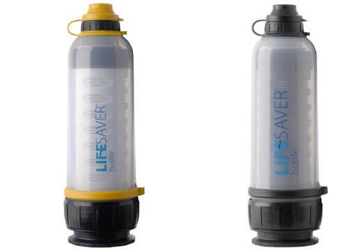 Lifesaver bottle - camping gear
