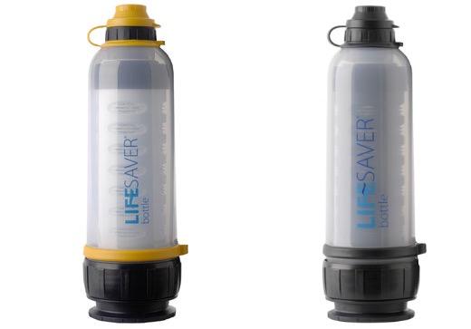 Lifesaver bottle - camping gear