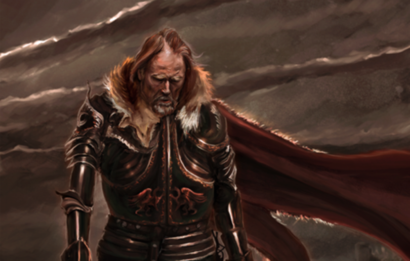 Lord Connington - Game of Thrones