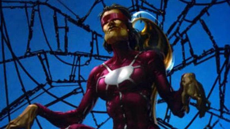 Madame Web in Marvel Comics