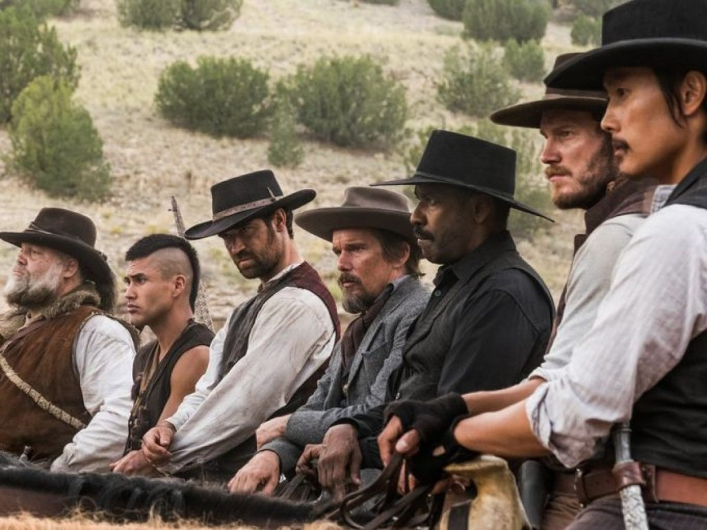 The Cast of 'The Magnificent Seven'