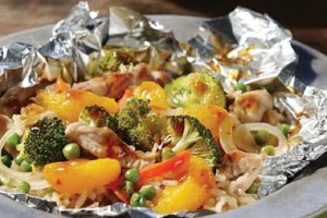 Tin Foil Dinners: 3 Recipes to Try Tonight