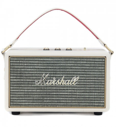 Marshall Kilburn portable speaker - stylish gadgets