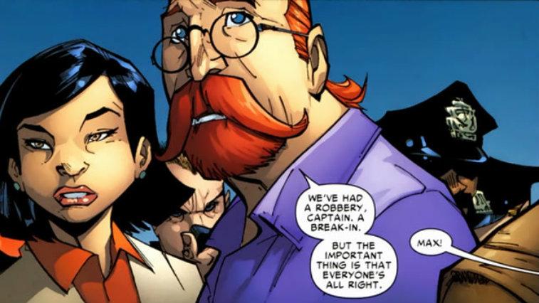 Max Modell in Marvel Comics