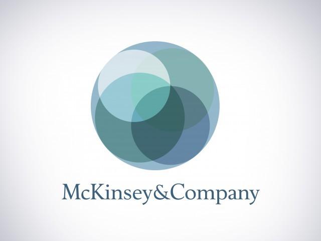 McKinsey and company logo