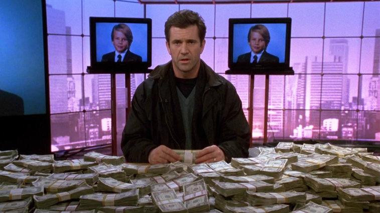 Mel Gibson in Ransom