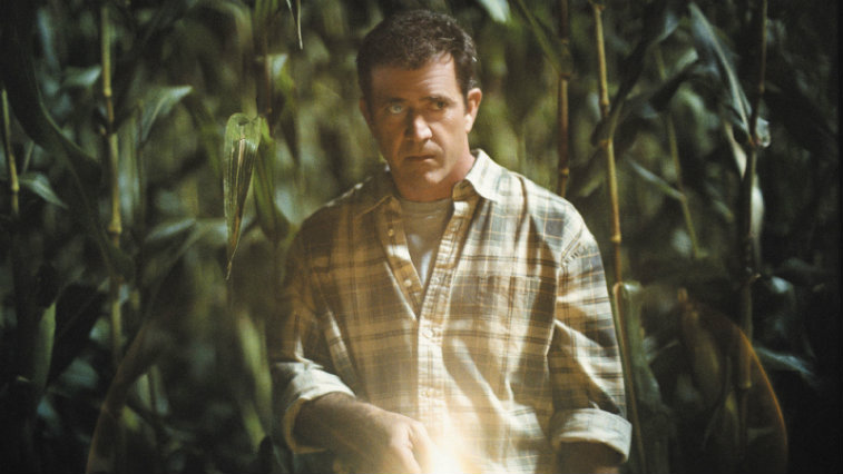 Mel Gibson in Signs
