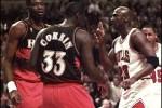 NBA History: Michael Jordan Finally Dunks on Dikembe Mutombo