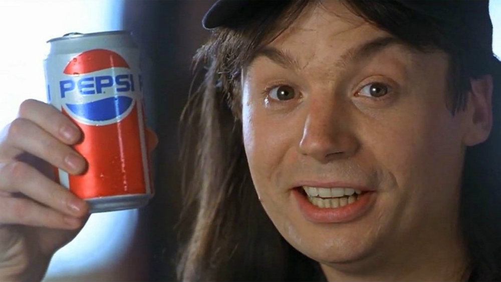 Mike Myers in Wayne's World