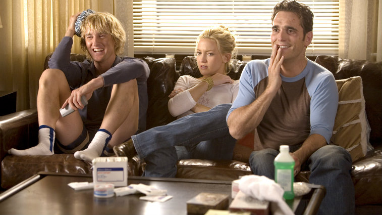 Owen Wilson, Kate Hudson and Matt Dillon in You Me and Dupree