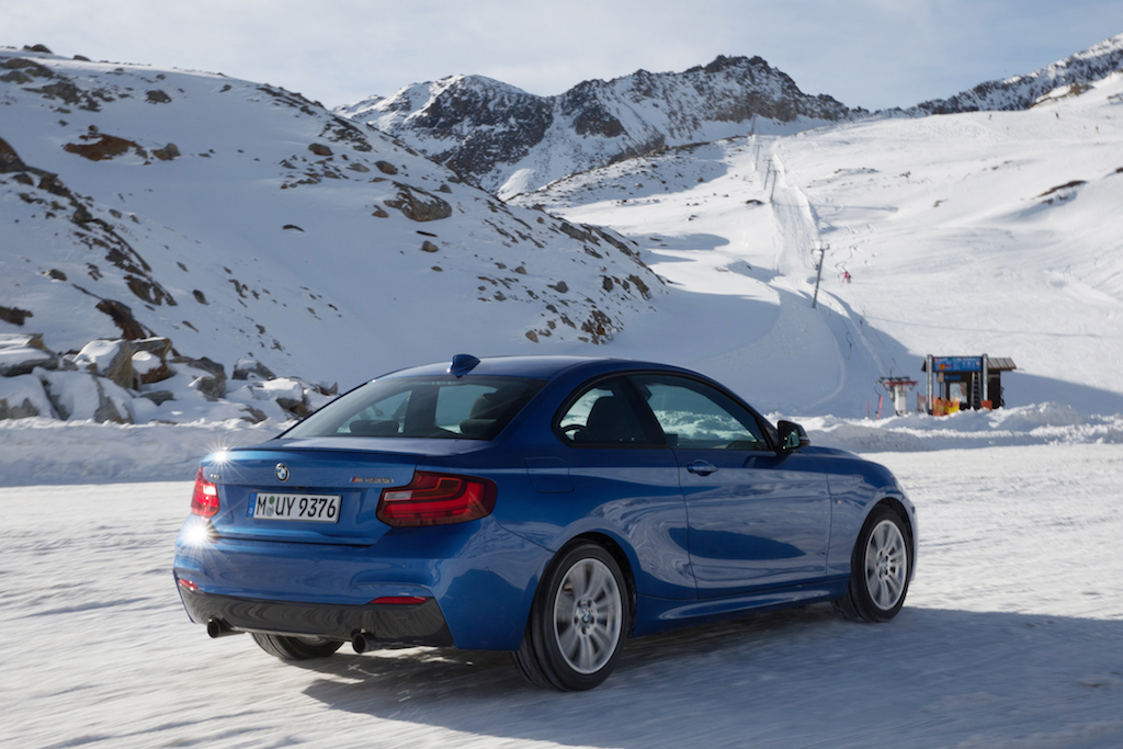 BMW 2 Series, most reliable sporty car Consumer Reports