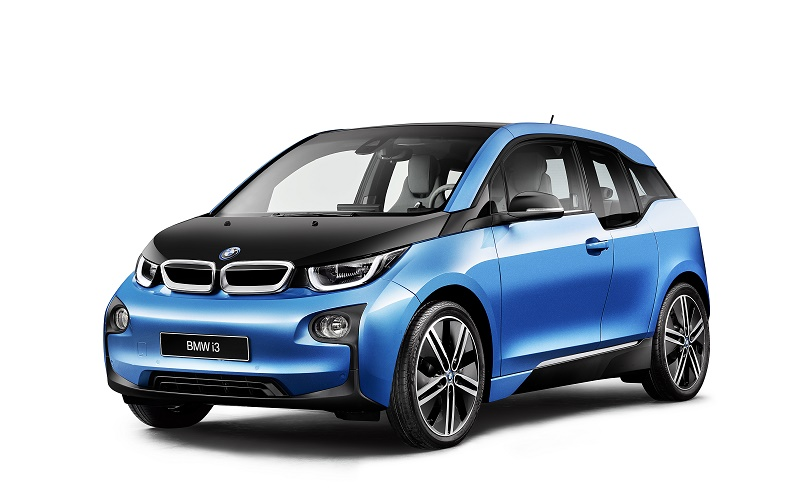 BMW i3 is getting a range boost