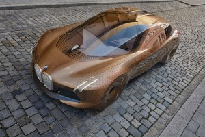 Will BMW's New Flagship Be an Electric Car?