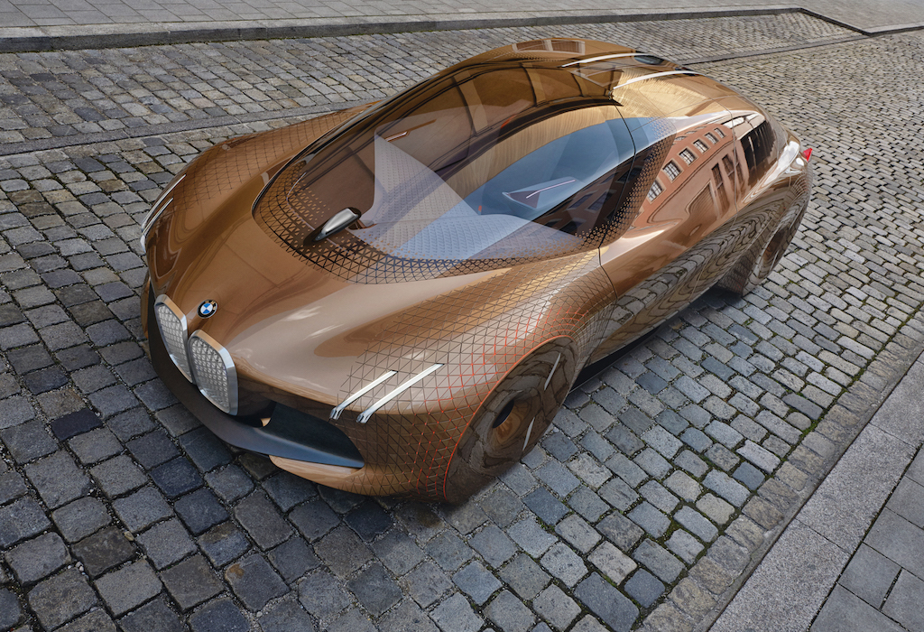 BMW Vision Next 100, iNext