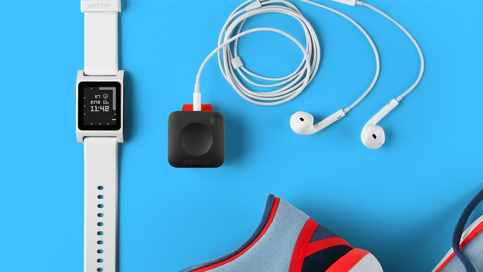 Pebble 2 watch, activity tracker