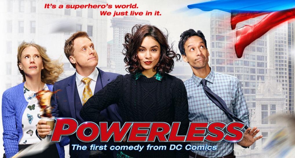 Powerless - DC Comics