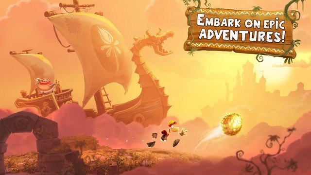 Rayman Adventures - Apple TV apps