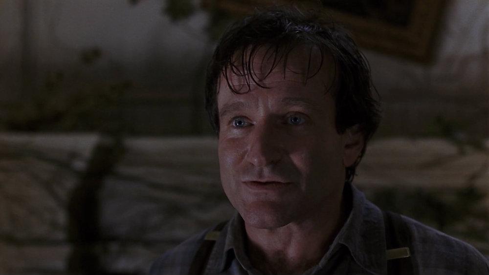 Robin Williams in Jumanji