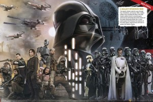 'Rogue One' Leak: What We Learned From the Visual Guide