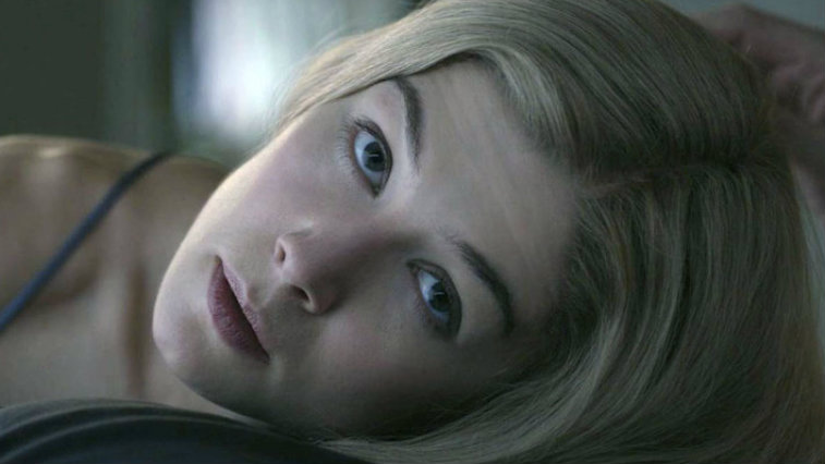 Rosamund Pike in Gone Girl, David Fincher movies